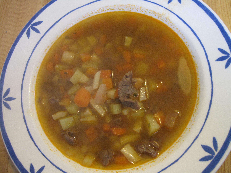 grönsakssoppa potatis morot lök