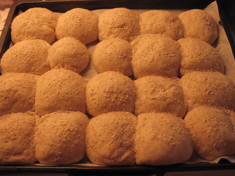 bröd på grahamsmjöl