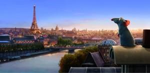 Disney and Pixar?s RATATOUILLE movie image